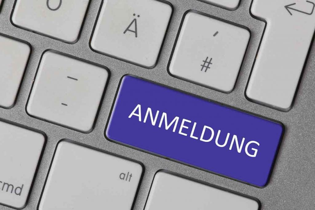registrare residenza germania anmeldung