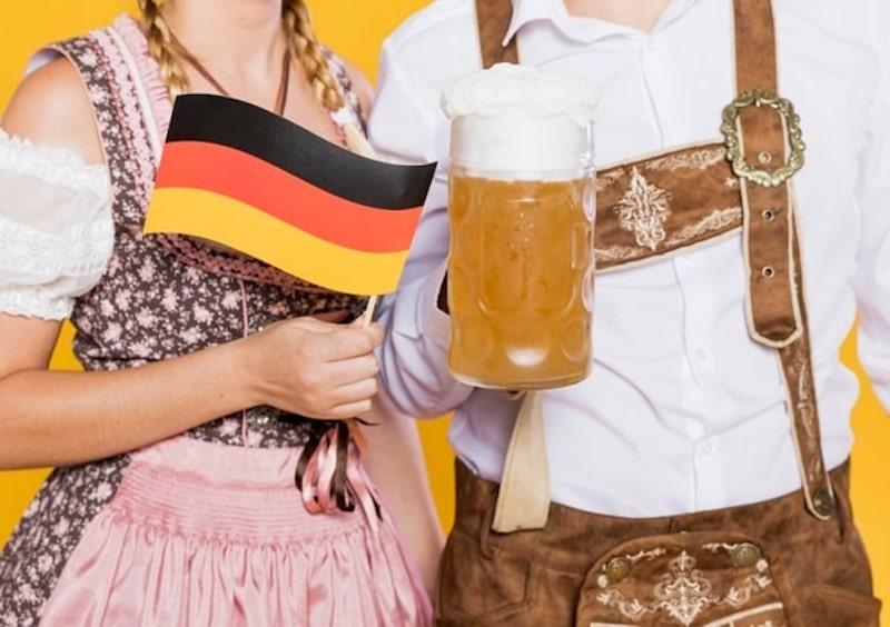 come sono i tedeschi