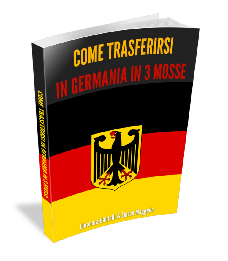come trasferirsi in germania in 3 mosse